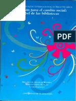 Memoria del XV Coloquio Internacional de Bibliotecarios 2008