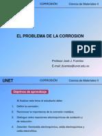 Tema I El Problema de La Corrosion Abril 2011