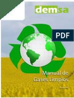 Manual Gases Limpios