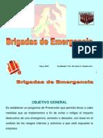 Taller Brigada de Emergencia 2013