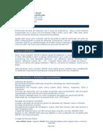 CV - Robson dos Anjos - RLSA - Consultor SAP BI Certified