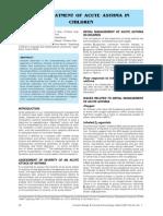 ASTHMA - Medication & Treatment
