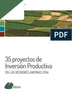 35 Proyectos Sierra Exportadora