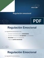 Regulación y Autoestima