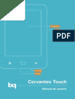 Manual Cervantes Touch 4.1.3