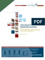 BOE building audit