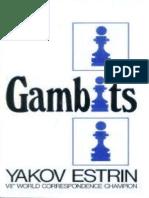 Yakov Estrin - Gambits