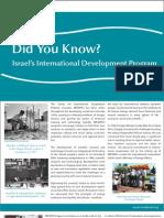 DidUKnow Development Program