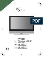 Opera Lcdtv 4271