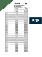 Listado Jea Convocados Fase IV Banco Agrario