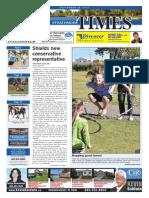 September 26, 2014 Strathmore Times