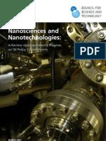Nanosciences and nanotechnology
