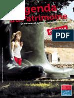 Agenda Du Patrimoine Ete 2014