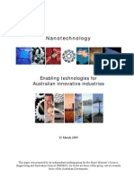 Enabling Technologies for Australlian Innovative Industries, 2005