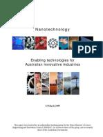 Enabling Technologies for Australlian Innovative Industries, 2005