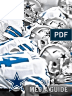 Dallas Cowboys 2014 Media Guide