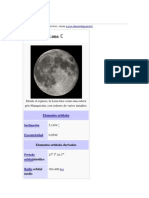 Luna Descripcion