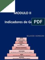 MODULO II - PRESENTACION INDICADORES DE GESTION.pptx