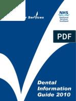 Dental Information Guide 2010