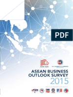 US Chamber of Commerce-Asean Business Outlook Survey-2015