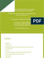 Energia SolarFotvoltaica YTermosolar