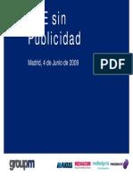 TVE Sin Publicidad
