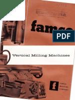 Fresadora FAMCO Model 100