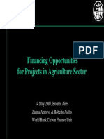 World Bank Financing Opportunities