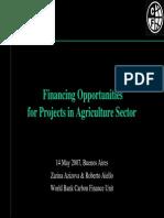 World Bank Financing Opportunities