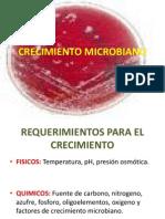 Crecimiento Microbiano-medios de Cultivo (1)