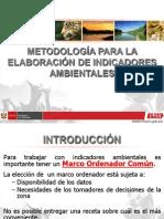 Clase 5a Indicadores Ambientales