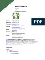 50765920 Constitucion de Guatemala y Su Historia