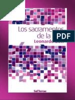 85804864 Los Sacramentos de La Vida Leonardo Boff