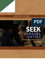 Seek Social Justice Guide