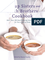 The Soup Sisters and Broth Brothers Edited by Sharon Hapton