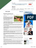 Dog Approved People Food   Cesar Millan