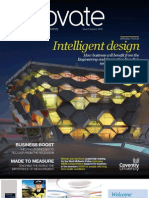 Innovate Issue 6 The Coventry University Applied Research Magazine
