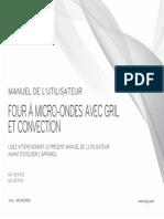 ManuelFourMicrOndeMC-8293