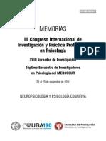 08 Neuropsicología y Psicología Cognitiva