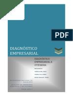 Final Diagnóstico Empresarial