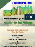 Plan Ordenamiento y Reglamento de Uso del Valle del Turbio.ppt