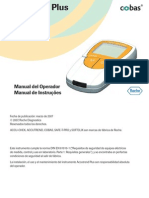 Accutrend Plus Manual Spain
