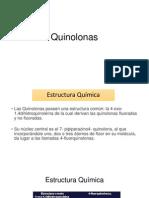 Quinolonas, Vancomicina y Metronidazol
