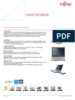 Ds Lifebook s6420