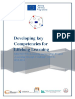 Developing Key Competences for Life Long Learning