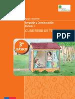 3ª Basico-cuaderno de Trabajo Lenguaje y Comunicacion