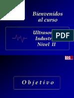 Utrasonido Nivel II 2007