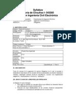 Syllabus Teoria de Circuitos i 2013 Seccion Eln (2)