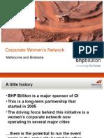 Corporate Women's Network