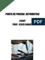 Punta de Prueba Automotriz